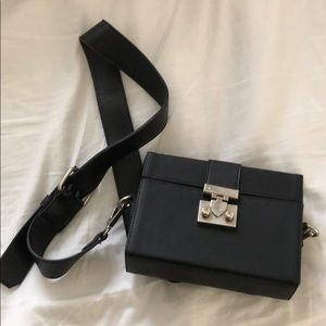 Urban Outfitters box crossbody